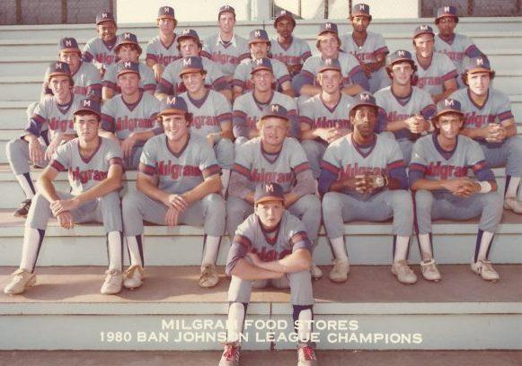1980 Milgram team photo